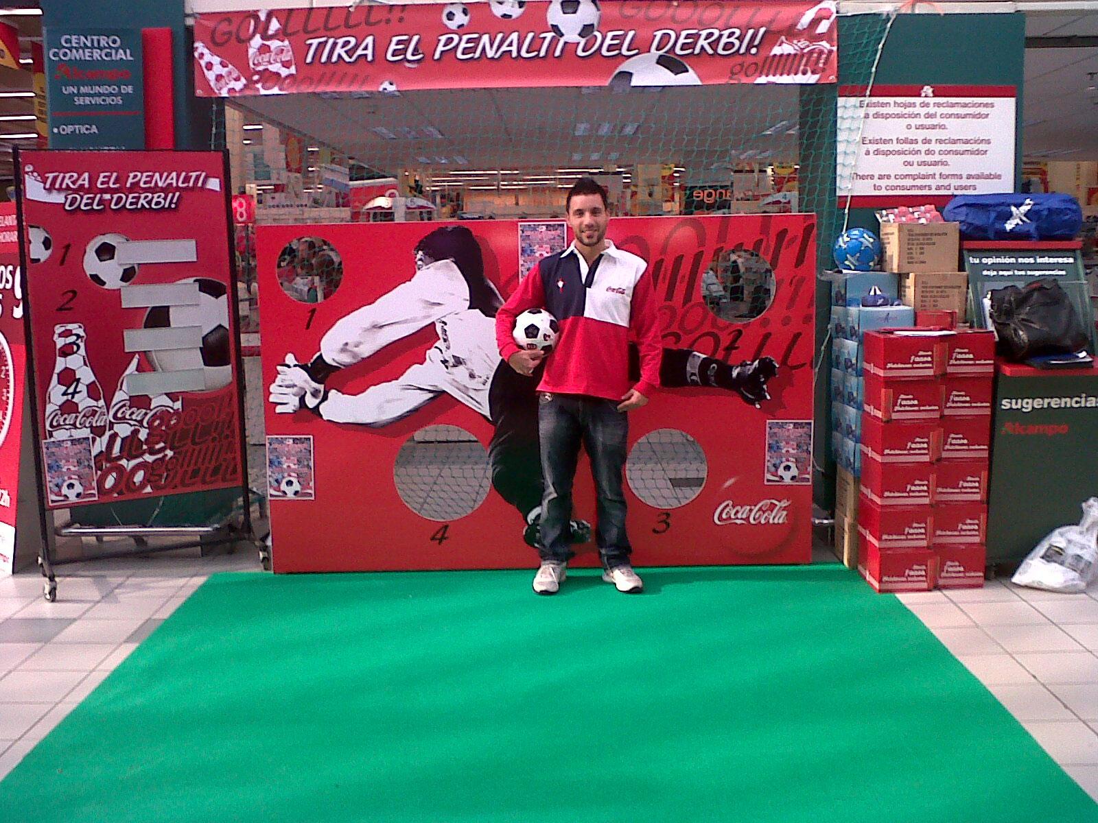 Acción Promocional CocaCola