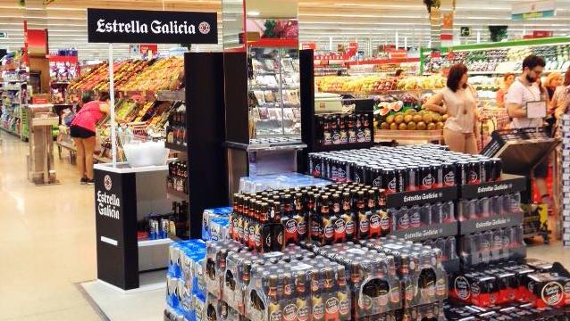 Acción Promocional Estrella Galicia