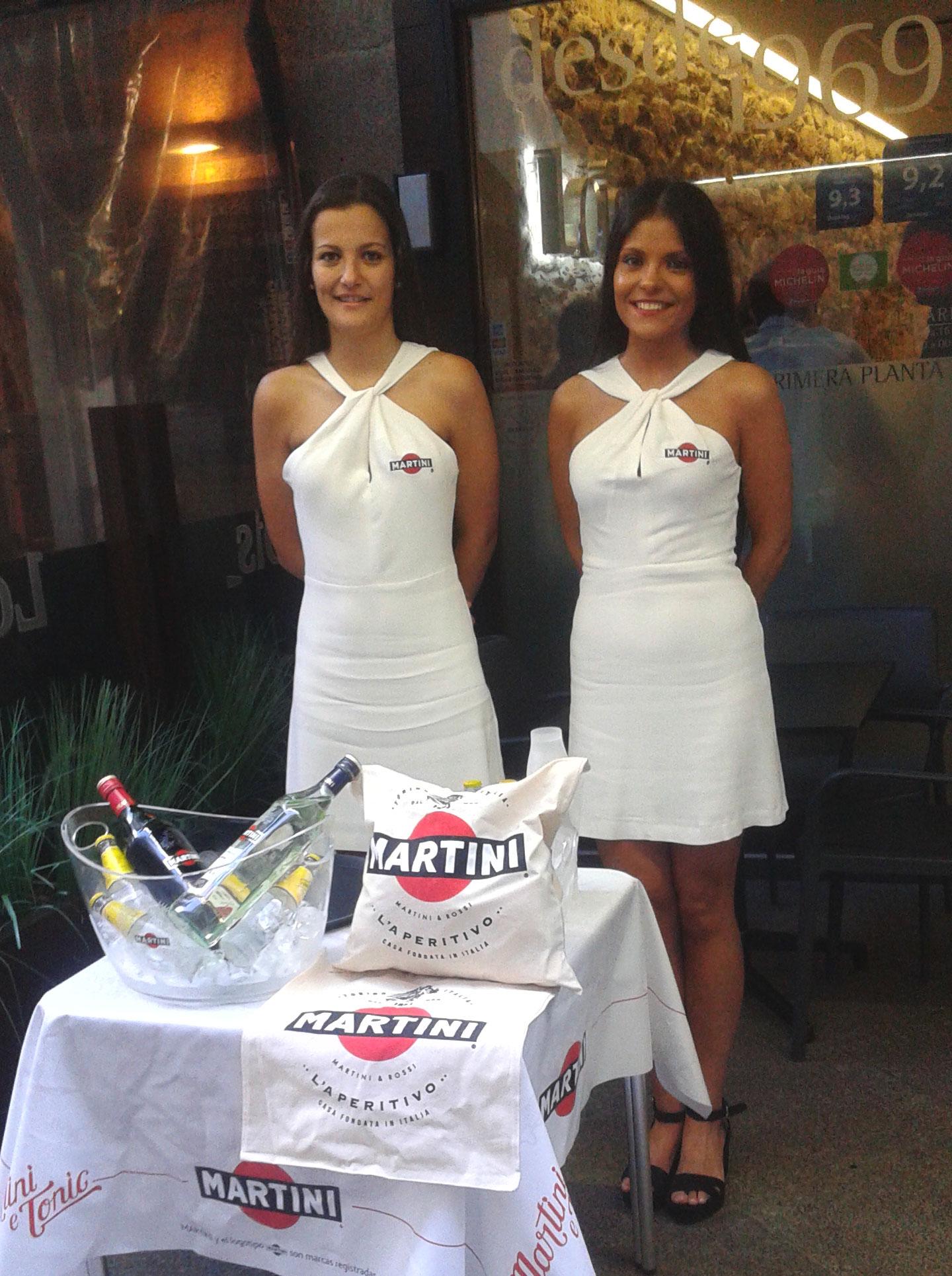Azafatas Martini